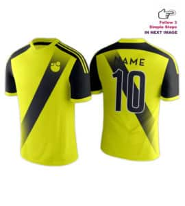customised jersey