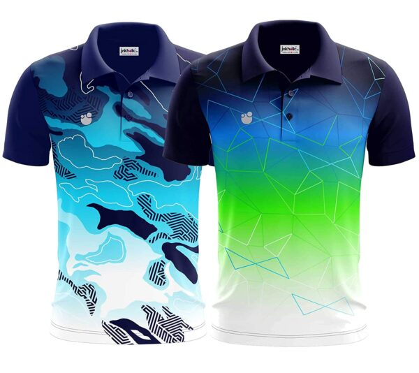 Sports Jersey Combo (Pack of 2)